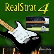 Musiclab realstrat 4 icon