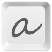 Atext automatically replaces abbreviations with frequently used phrases icon
