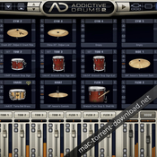 Xln audio addictive drums 2 icon