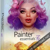 Corel painter essentials 6 icon