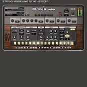 Applied acoustics systems string studio vs 2 icon