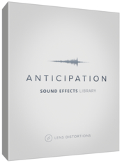 Lens distortions anticipation sfx icon