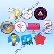 Mac os latest utilities 21 feb 2018 various icon