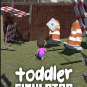 Toddler simulator icon