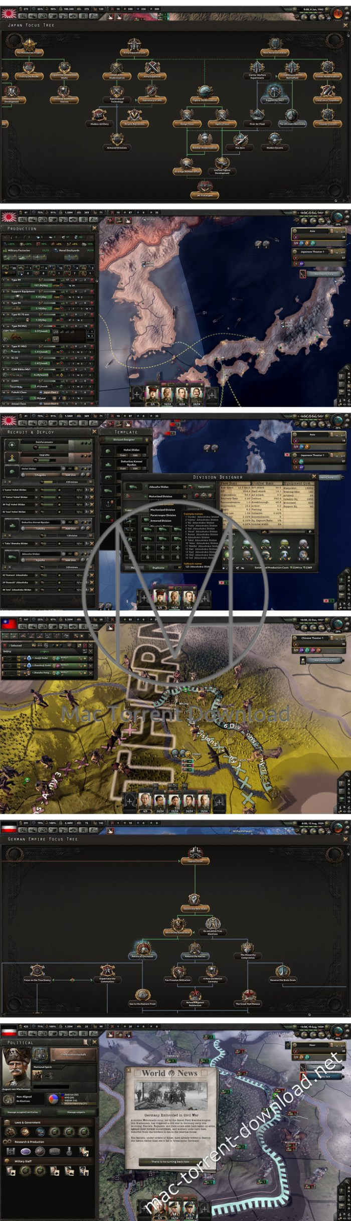 Hearts of iron 4 waking the tiger 1 5 2 download | Hearts of Iron IV