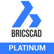 Bricscad v18 icon