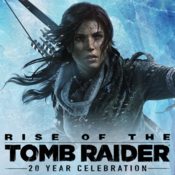 Rise of the tomb raider icon