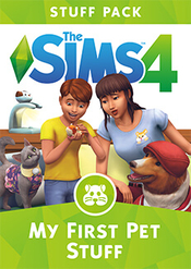 The sims 4 my first pet stuff icon