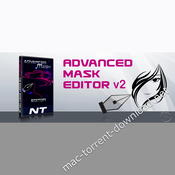Advanced mask editor ae icon