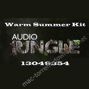 Audiojungle warm summer kit 13049354 icon
