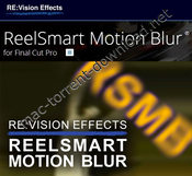 Revisionfx reelsmart motion blur 6 icon