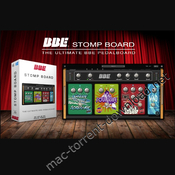 Bbe stomp board icon