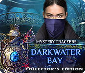 Mystery trackers darkwater bay collectors edition game icon