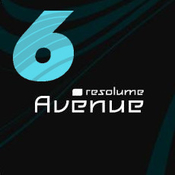 Resolume avenue 6 11 icon