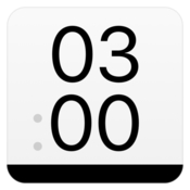 Timey 3 a menu bar timer icon