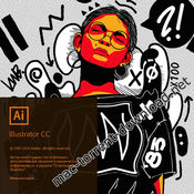 Adobe Illustrator CC 2019 v23 0 5 635 download free | Mac Torrent