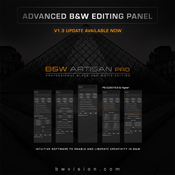 Bw artisan pro panel for adobe photoshop cc icon