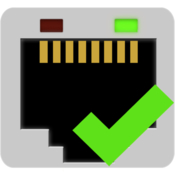 Ethernet status icon