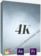 Lens distortions fog 4k prores icon