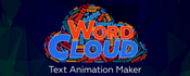 Word cloud ae icon