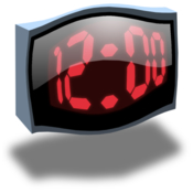 Flextime versatile timer for your repetitive activities icon