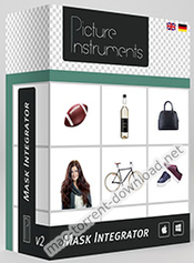 Picture instruments mask integrator 2 icon