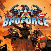 Broforce game mac icon