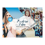 Cm 75 modern film photoshop actions 3934251 icon