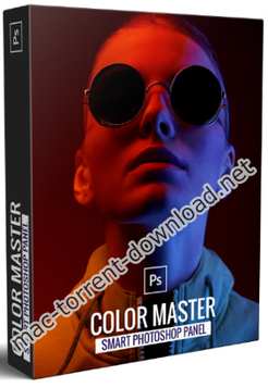 Color master smart photoshop panel icon