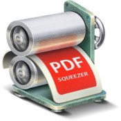 Pdf squeezer simple to use pdf compression tool icon