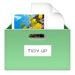 Tidy up 246 icon