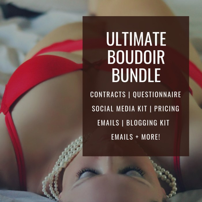 The Complete Boudoir Product Collection BRAND NEW BUNDLE Screenshot 02 135tqtn