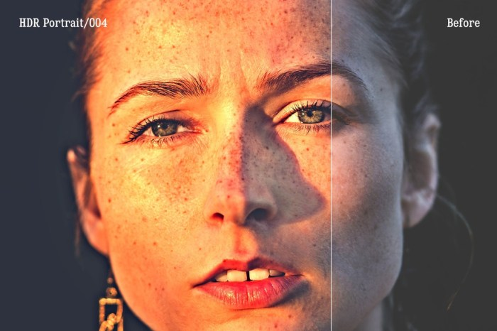 300plus Portraiture Photoshop Actions and ACR Screenshot 08