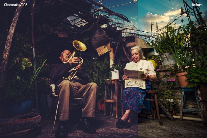 300plus Portraiture Photoshop Actions and ACR Screenshot 14