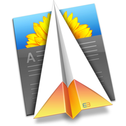 Direct Mail Easy to use email marketing icon