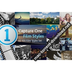 Film Styles Set For Capture One icon