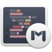 Mweb markdown writing note taking static blog generator app icon