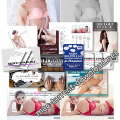 The complete boudoir product collection brand new bundle icon