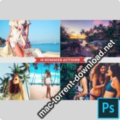 CM Summer Photoshop Actions 3846427 icon