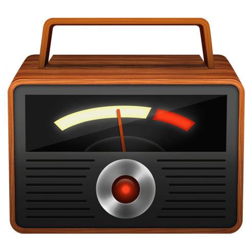 Piezo quickly record audio from any application icon