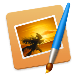 Pixelmator powerful layer based image editor icon