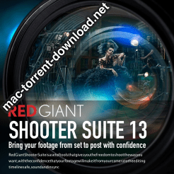 Red Giant Shooter Suite 13 icon
