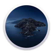 macOS Catalina 10.15 icon