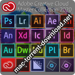 Adobe CC Masterrh Collection 2020