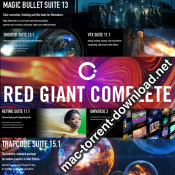 Red Giant Complete Suites 2019 02
