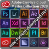 Adobe CC Master Collection 2020 for Mac (07.01.2020)