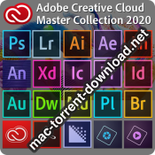 Adobe CC Masterrh Collection 2020 icon