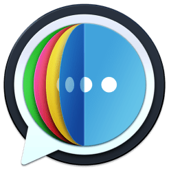 One Chat All in One Messenger app icon