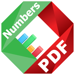 PDF to Numbers Converter icon