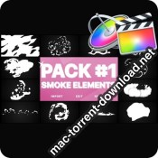 Smoke Elements Pack 01 FCPX 24297520 icon